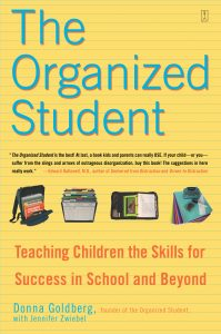 The Organized Student--cover picture