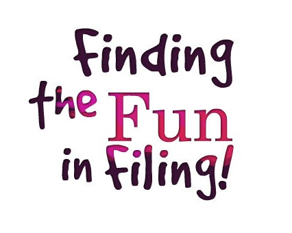Finding the Fun in Filing!