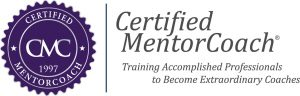 Certified MentorCoach Logo