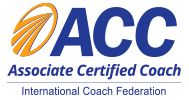International Coach Federation Associate Certified Coach Credential Logo